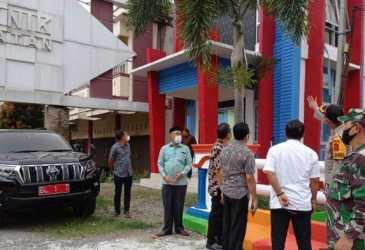 Bupati Aceh Selatan Tinjau Kesiapan Gedung UKK Imigrasi Tapaktuan, Rencana Beroperasi Tahun Depan