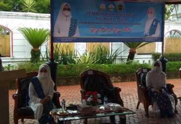 Dyah Erti Ajak Ibu-ibu Majelis Taklim Tegar Hadapi Pandemi, Begini Arahan Istri Gubernur Aceh Ini