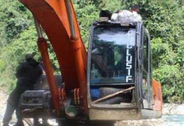 Update Kasus Tambang Emas Ilegal di Nagan Raya, Polisi Serahkan Tersangka dan Barang Bukti ke Kejari