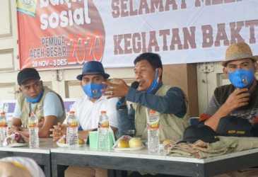 Bhakti Sosial Pemuda Aceh Besar 2020 Dimulai, Ini Kegiatan yang Dilakukan