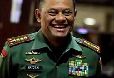 Gatot Nyapres 2024, dan 3 Jenderal TNI Lain 'Adu Kuat' Siapa Unggul?