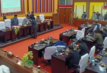 APBK Aceh Utara Tahun 2021 Capai Rp 2,527 Triliun, Disahkan Tengah Malam