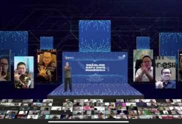 Telkom Perkenalkan BigBox, Solusi Satu Data Indonesia