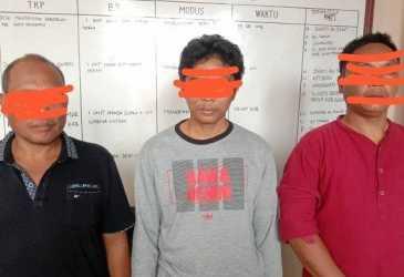 3 Pria Rudalpaksa Gadis Keterbelakangan Mental Ditangkap, Seorang Pelaku Oknum Polisi Polres Agara
