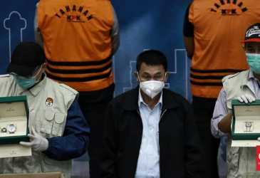 Edhy Prabowo Akui Pemilik Barang-barang Mewah yang Disita KPK