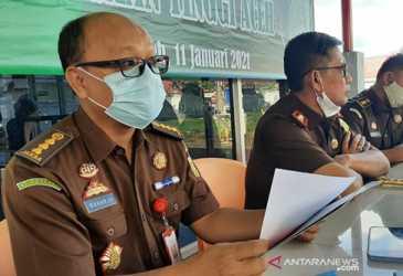 Tetapkan Empat Tersangka Korupsi Rp11 Miliar
