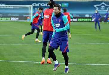 Harap Lionel Messi Tampil di Final Piala Super Spanyol