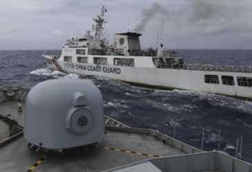 China Izinkan Penjaga Pantai Tembak Kapal Asing