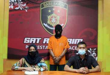 Oknum PNS Dibekuk Personel Polresta Banda Aceh