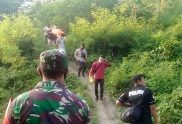 Mayat Dugaan Pembunuhan Dievakuasi ke RSUD Munyang Kute