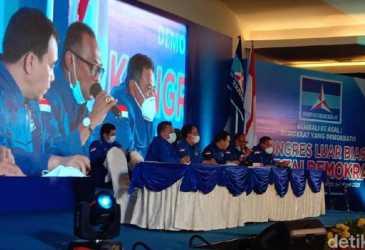 Marzuki Alie Ketua Dewan Pembina