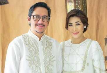 Andre Taulany Jelaskan Hubungan dengan Istri