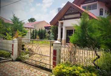 Rumah Ketua DPRK Banda Aceh Kumuh dan Tak Berpenghuni