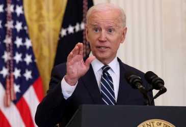 Presiden AS Joe Biden Puji Pengabdian Pangeran Philip
