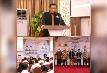 Kadisdik Aceh Lantik Pengurus MKKS