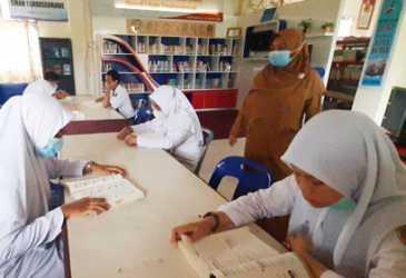 Perdana di Aceh, Sembilan Siswa Mampu Tamat SMA Hanya Dalam Waktu Dua Tahun, Lulus SNMPTN