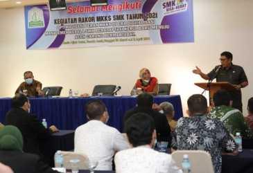 Kepala Dinas Pendidikan Aceh, Lulusan SMK Harus Fokus Menjadi Tenaga Kerja Terampil