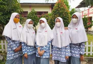 Lima Siswa SMAN 1 Bireuen, Selesaikan Pendidikan Dua Tahun
