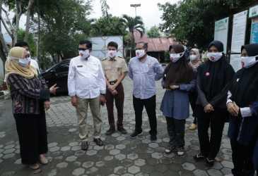 Kadisdik Aceh, Bersama Tim KPK Kampanyekan Pendidikan Antikorupsi