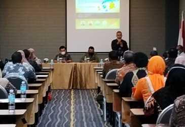LPMP Gelar Rakor Implementasi Program Kerjasama Disdik Aceh