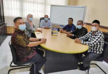 UPTD Balai Tekkomdik, Disdik Aceh Lakukan Rapat Koordinasi Persiapan Pembatik