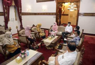 Gubernur Nova Konsen Wujudkan Pemerataan Mutu Pendidikan di Seluruh Aceh