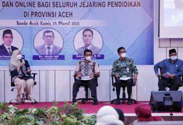 Dinas Pendidikan Aceh, Gelar Seminar Pendidikan Anti Korupsi Bersama KPK