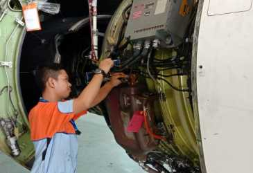SMKN Penerbangan Aceh, Ditetapkan Sebagai Pusat Keunggulan