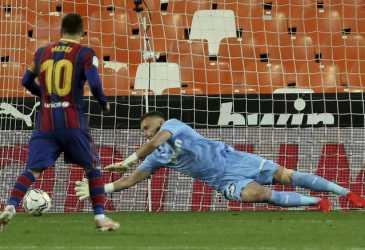 Barcelona Lagi Payah Mengeksekusi Penalti