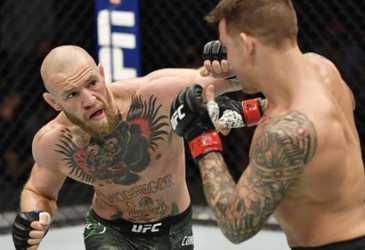 Karier McGregor di UFC Sudah Tamat