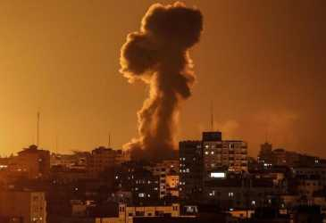 Korban Tewas di Gaza Bertambah Jadi 109 Orang