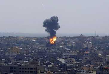 Pria Israel Tewas Akibat Serangan Roket