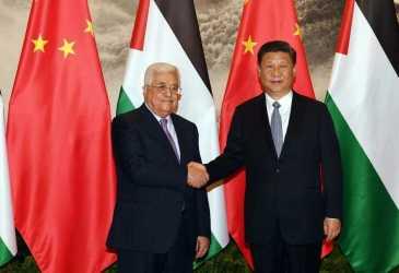 China Konsisten Bela Kemerdekaan Palestina