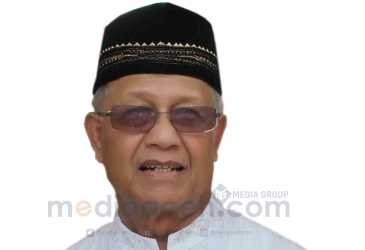 Syamsuddin Mahmud Meninggal Dunia