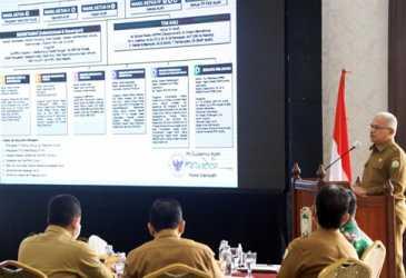 Ajak Satgas Penanganan Covid-19 Aceh untuk Tingkatkan Kinerja