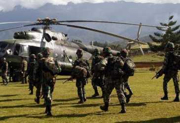 TNI Perintahkan Pasukan Setan Tak Asal Tembak di Papua