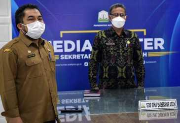 Pemerintah Aceh Ikuti Peringatan Harganas 2021