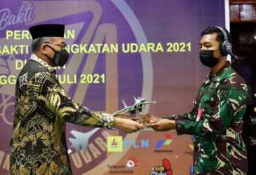 Apresiasi Kegiatan Karya Bakti TNI AU di Aceh