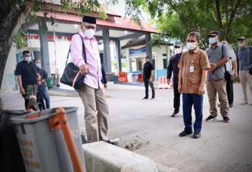Ingatkan Pentingnya Kebersihan Pelabuhan Ulee Lheue