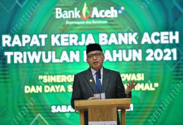 Minta Bank Aceh Syariah Terus Berinovasi dalam Pelayanan