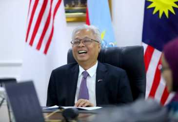 Lantik Ismail Yaakob Jadi PM Baru