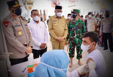 Pemerintah Aceh Sudah Mencapai 69.529 Orang
