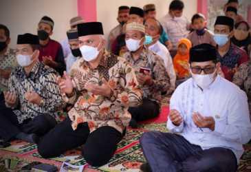 Sekda Aceh Ingatkan Vaksinasi Guru dan Siswa