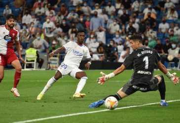 Perayaan Gol Vinicius Sampai Bikin Polisi Turun Tangan