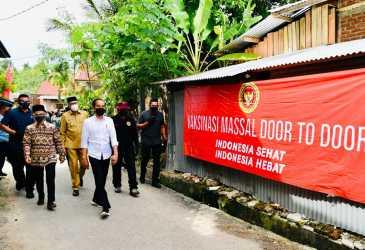 Akhiri Kunjungan Kerja di Aceh