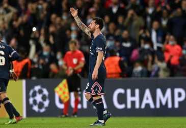 Lihat kan Kenapa Jangan Buru-buru Ganti Messi?