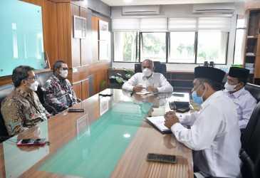 Pimpinan Bank BTN Audiensi dengan Sekda Aceh