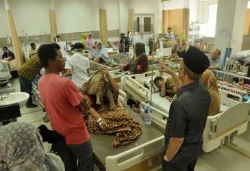Kualitas Pelayanan RSU Meuraxa Harus Ditingkatkan