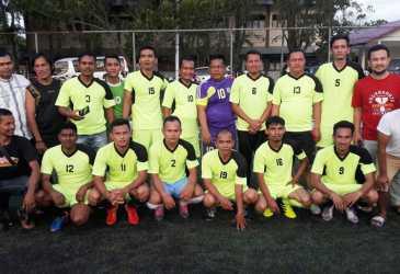 Tampil Trengginas, Pemko FC Panen Gol Atas Kemenag Aceh