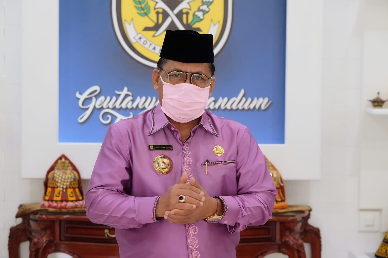 Wali Kota Apresiasi Bansos BMPD Aceh